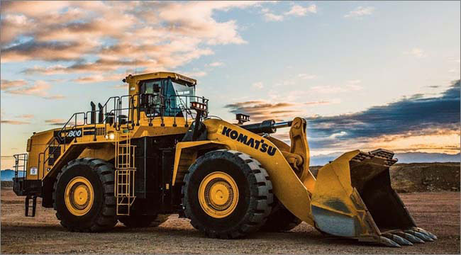 Mojo Go Komatsu Supplier of Agricultural, Construction & Mining Equipment in Africa