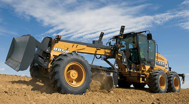 Case construction, excavation, bulk earthworks, civil contracting and mining equipment supplier